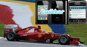 Foto: Ferrari, Apple, Twitter