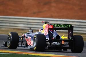 Saída de ar da Red Bull. Foto: Red Bull