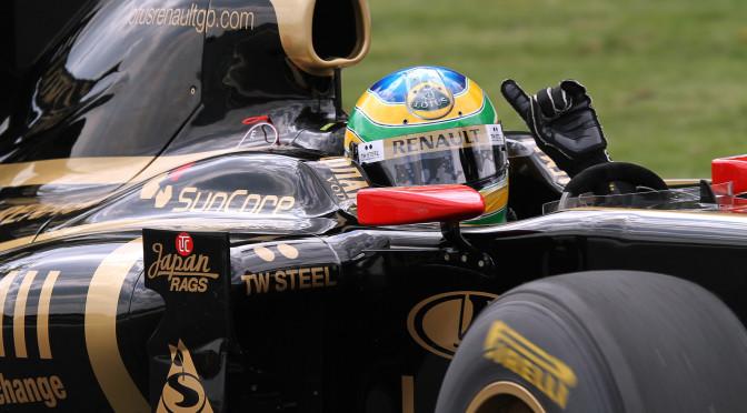 A História de Bruno Senna