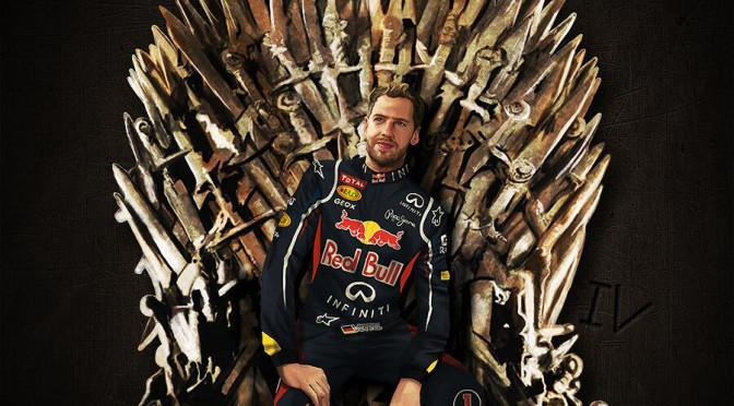 Game of Thrones da F1