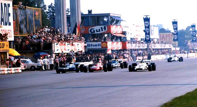 monza 1971 chegada flag fittipaldi