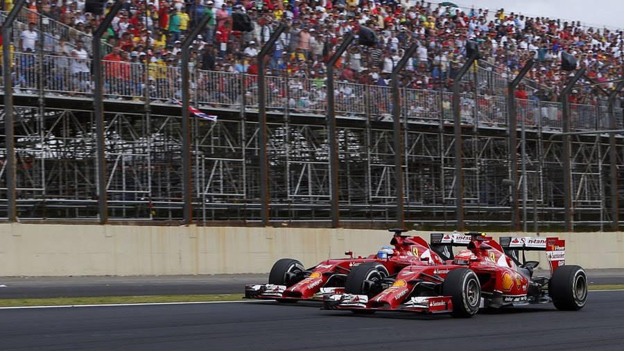 Ferraris RODA COM RODA!