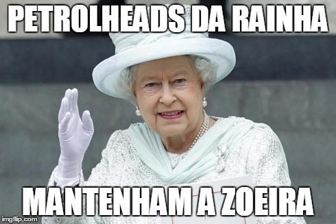 meme rainha