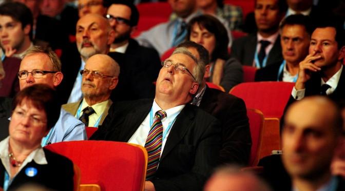 Sleeping Tories