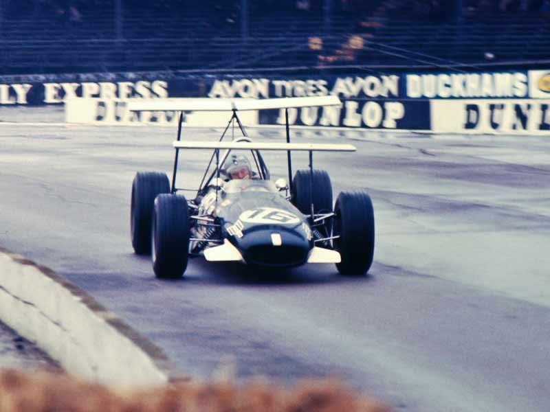 Brabham BT. Mas pode chamar de 14-BIS
