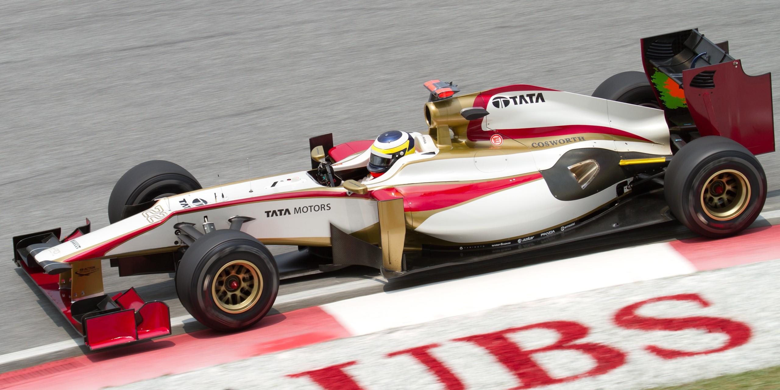 F1 hispania f1 2012 - foto by podcastf1brasil.com.br