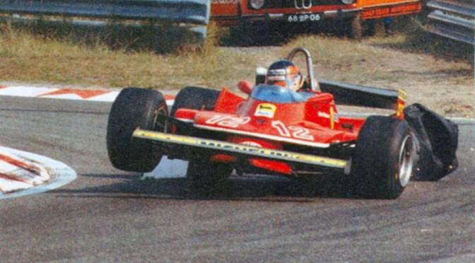 EFEMÉRIDE DA SEMANA: A Ferrari de três rodas