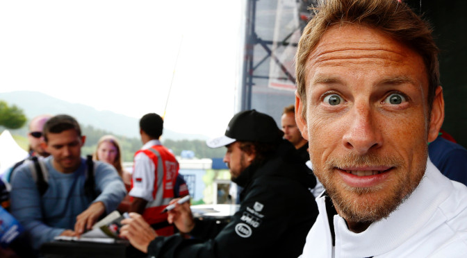 VÍDEO: O 2015 DE JENSON BUTTON