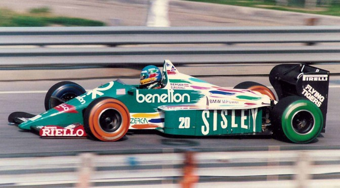 152 Especial 1986 parte 9: Monza e Estoril, Senna fora, Williams arrrrrepiando
