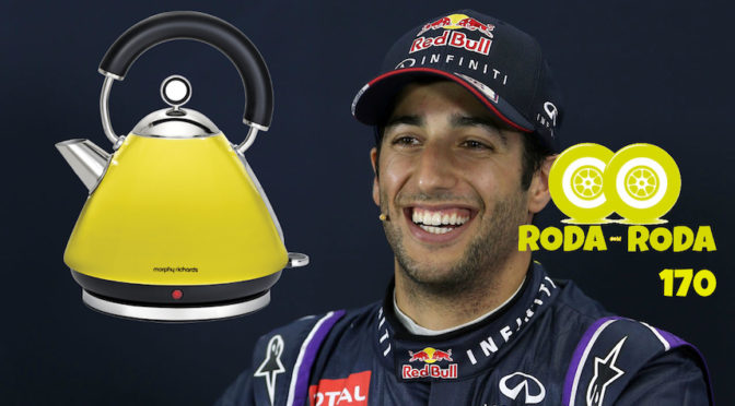 MELBOURNE, AUSTRALIA - MARCH 15:  Daniel Ricciardo of Australia and Infiniti Red Bull Racing attends the official press conference after finishing second during qualifying for the Australian Formula One Grand Prix at Albert Park on March 15, 2014 in Melbourne, Australia.  (Photo by Mark Thompson/Getty Images) *** Local Caption *** Daniel Ricciardo