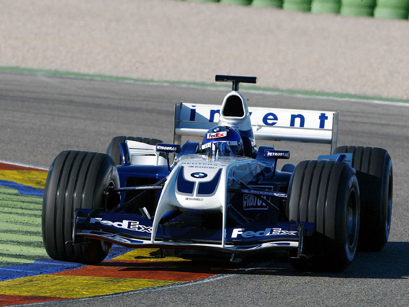 2004-williams-bmw-f1