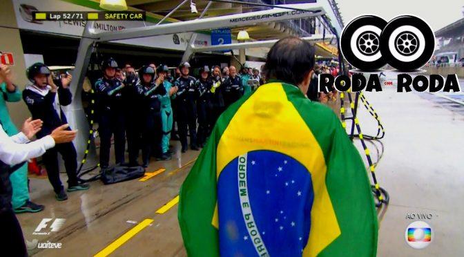 213 GP do Brasil / Interlagos 2016: Batalha Viva, Água, Barro, Nasr Maiúsculo e o Menino com o Sabre do Luz nos Dentes