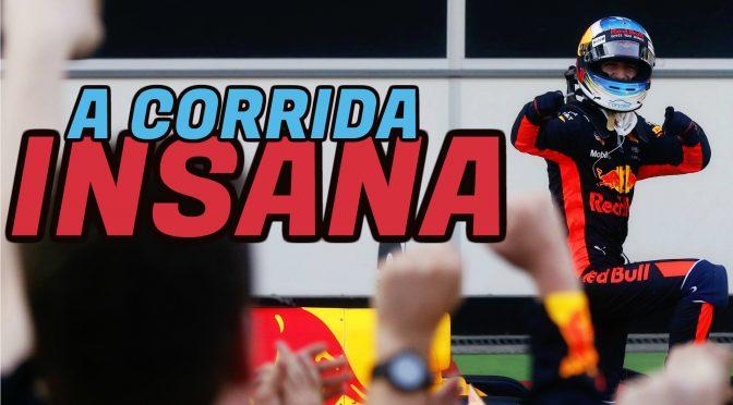 (235) A CORRIDA INSANA