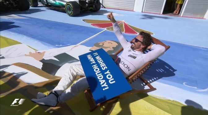 238 – Hungria: Jogo de Equipe, Mas Não da Ferrari, Verstappen Doidão, Alonsomito e Muito Mais!