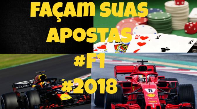 251: Nossos Palpites e Previsões para a Temporada 2018 da #F1