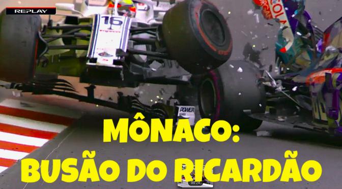 259 Mônaco: O Busão do Ricardão, a Saga de Crashtappen e o Paladar Adquirido