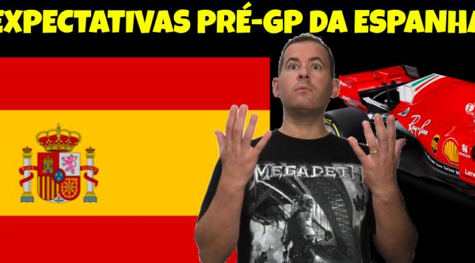 257 Expectativas Pré-GP da Espanha de 2018, Estatísticas